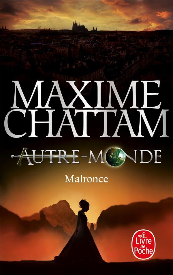 AUTRE-MONDE T.2  -  MALRONCE CHATTAM MAXIME Le Livre de poche