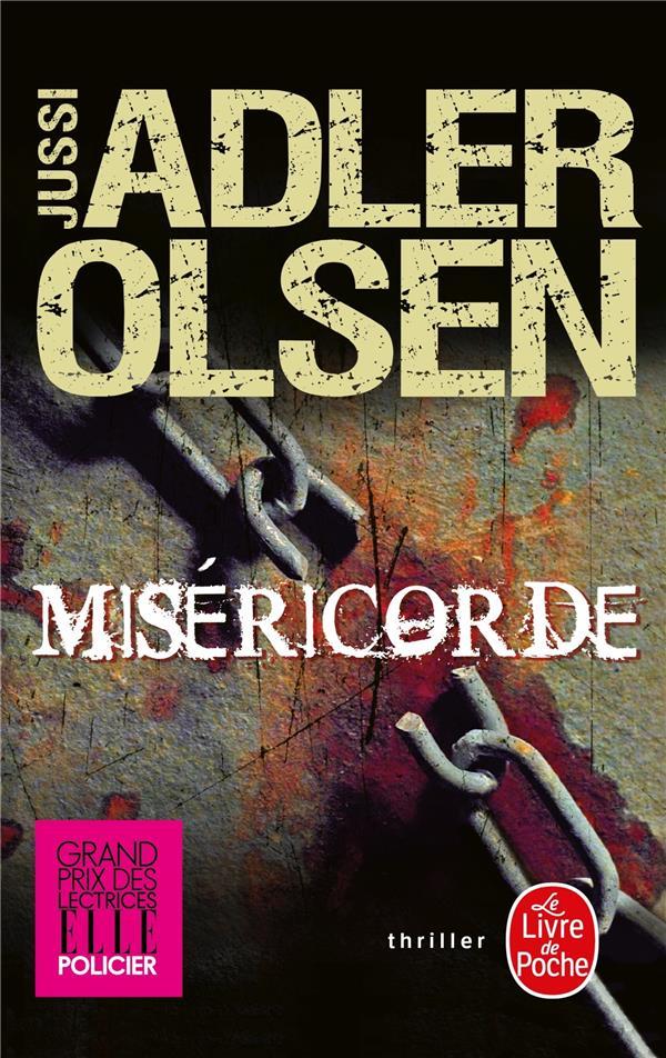 Adler-Olsen Jussi - MISERICORDE