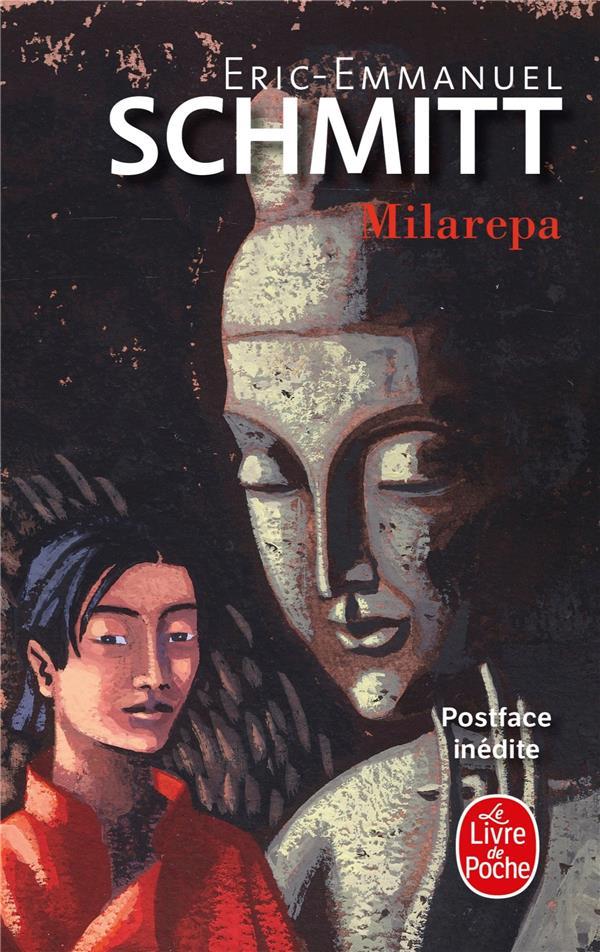 MILAREPA SCHMITT ERIC-EMMANUE Le Livre de poche