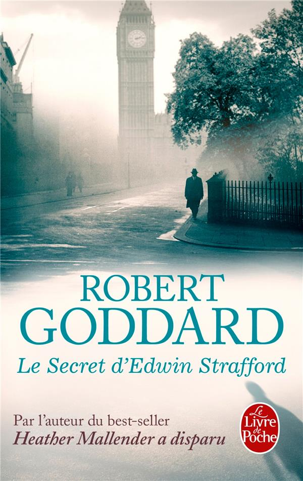 Goddard Robert - LE SECRET D'EDWIN STRAFFORD