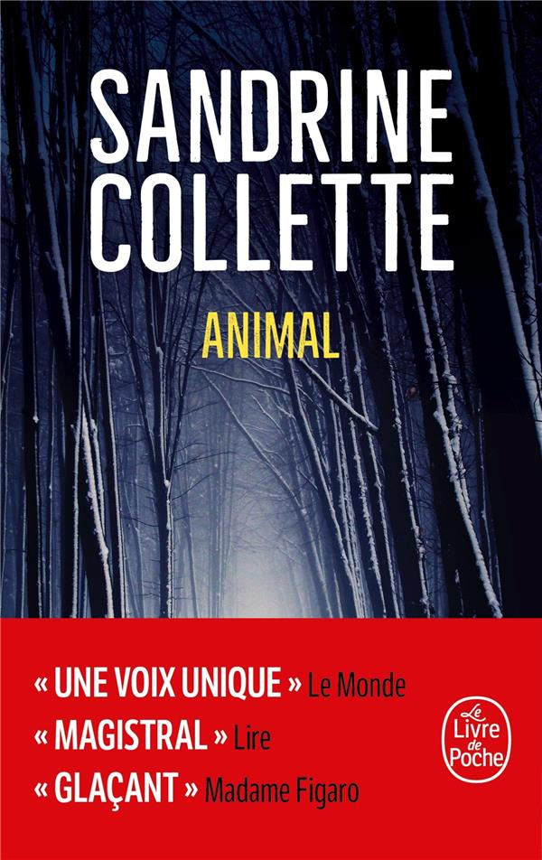 ANIMAL COLLETTE SANDRINE NC