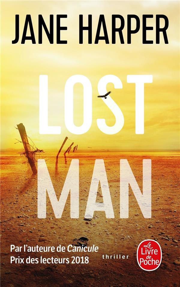 LOST MAN HARPER, JANE LGF/Livre de Poche