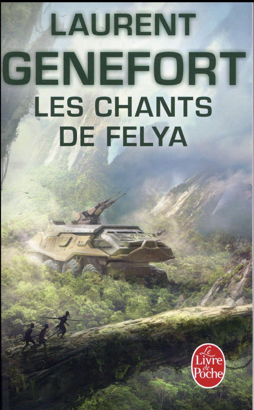 LES CHANTS DE FELYA