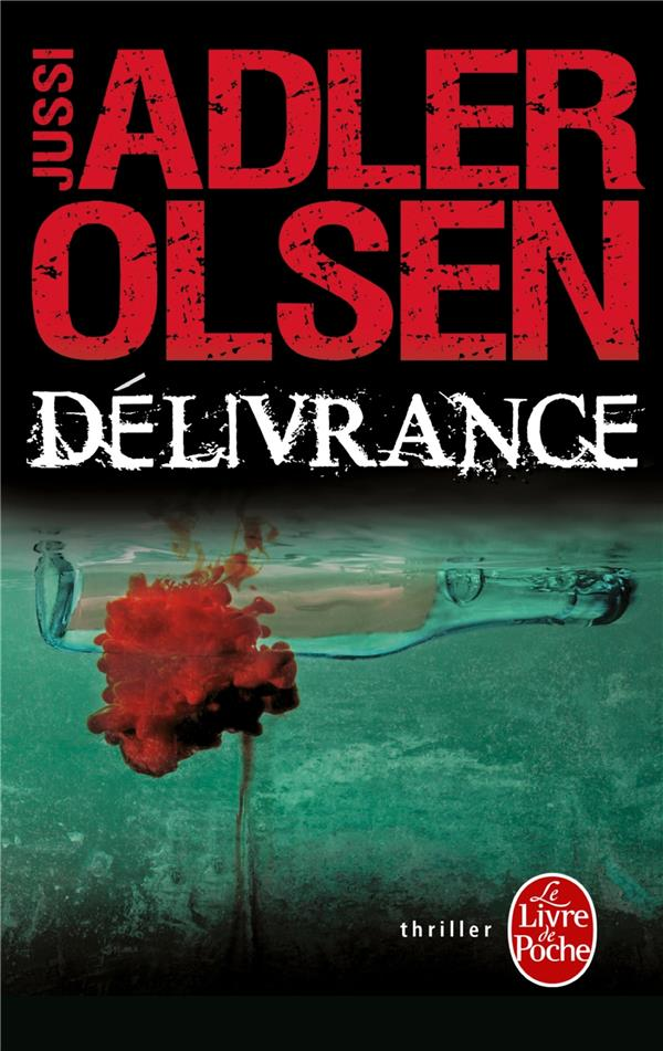 Adler-Olsen Jussi - DELIVRANCE
