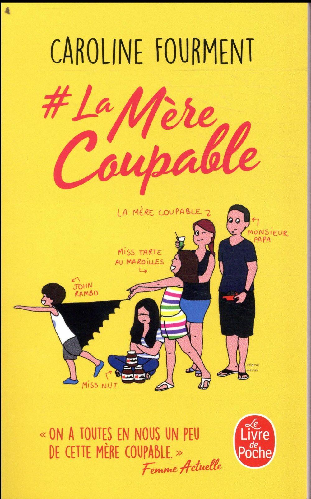 # LA MERE COUPABLE FOURMENT CAROLINE Lgdj