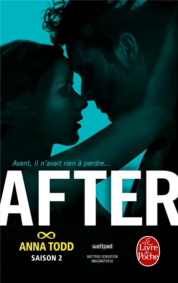 AFTER T.2  -  AFTER WE COLLIDED Todd Anna Le Livre de poche