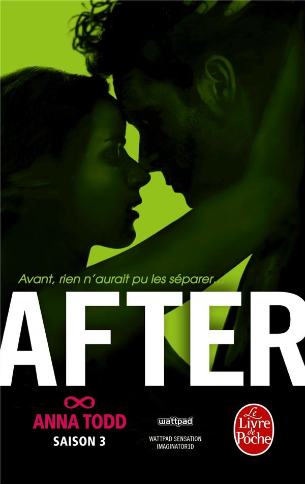 AFTER T.3  -  AFTER WE FELL TODD ANNA Le Livre de poche