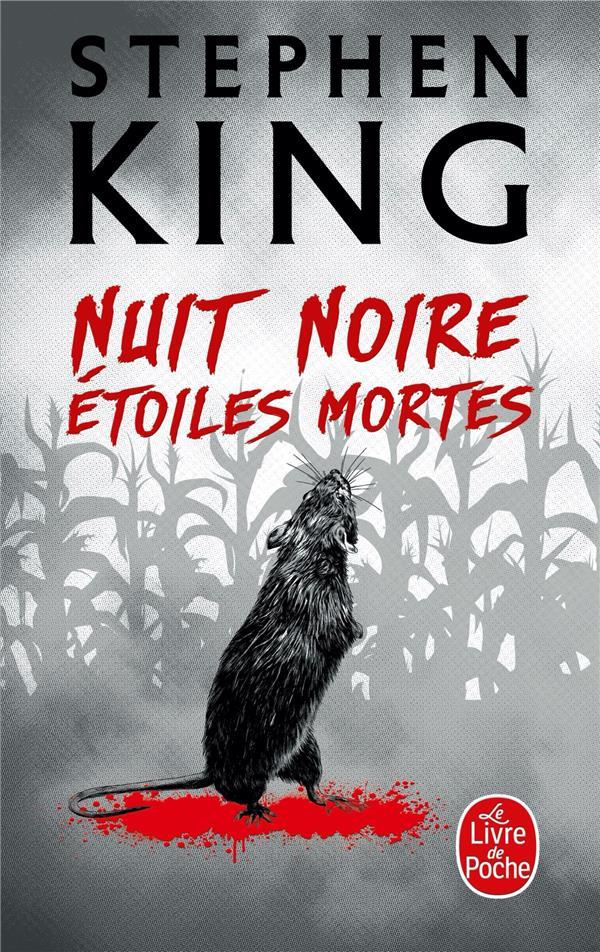 NUIT NOIRE, ETOILES MORTES King Stephen Le Livre de poche