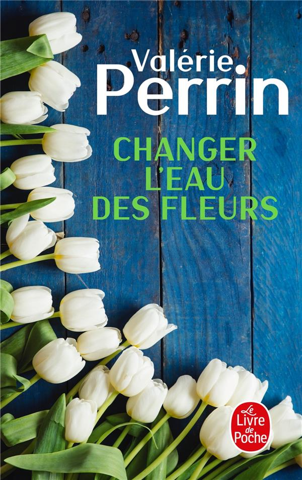 CHANGER L-EAU DES FLEURS PERRIN VALERIE LGF