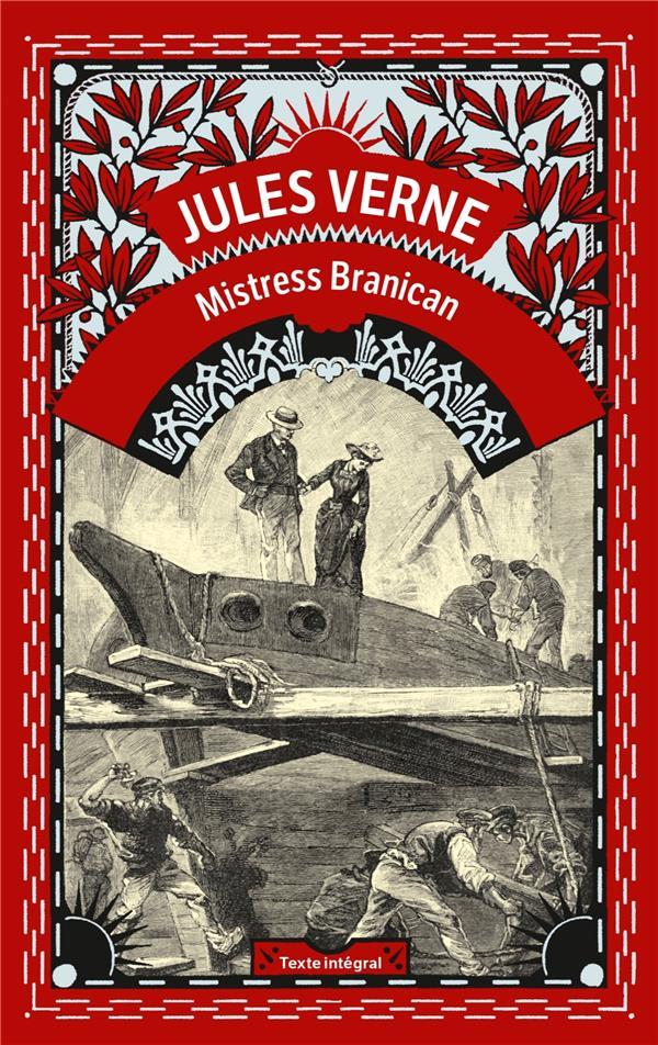 MISTRESS BRANICAN VERNE JULES LGF/Livre de Poche