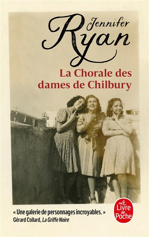 RYAN JENNIFER - LA CHORALE DES DAMES DE CHILBURY