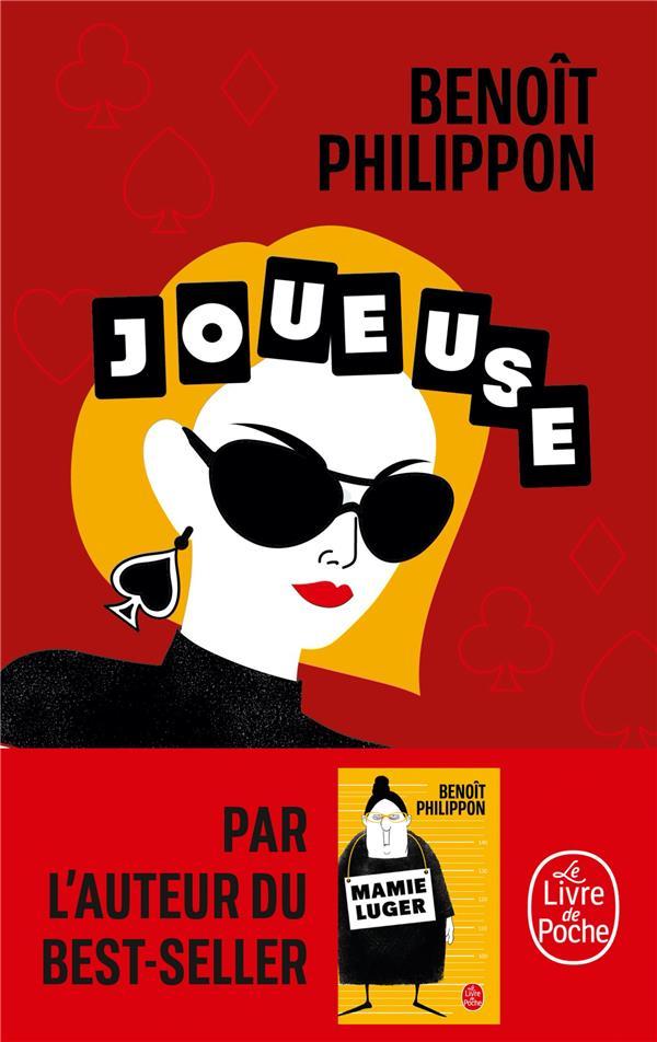JOUEUSE PHILIPPON BENOIT LGF/Livre de Poche