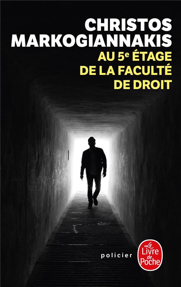 AU 5E ETAGE DE LA FACULTE DE DROIT