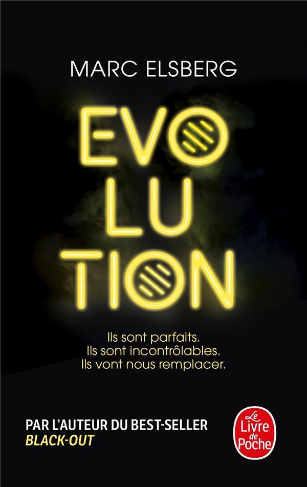 EVOLUTION ELSBERG, MARC LGF/Livre de Poche