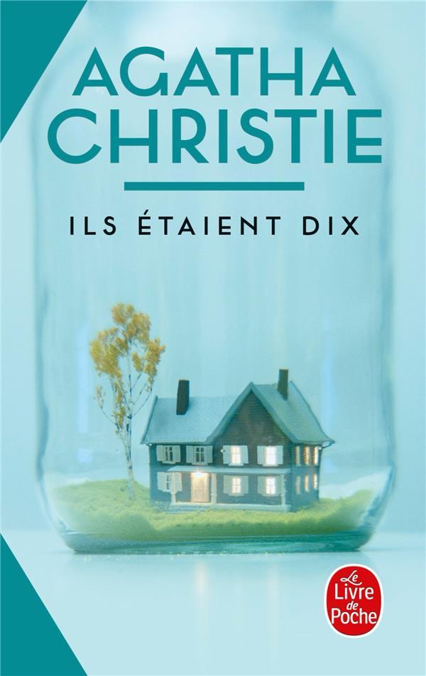ILS ETAIENT DIX CHRISTIE, AGATHA LGF/Livre de Poche