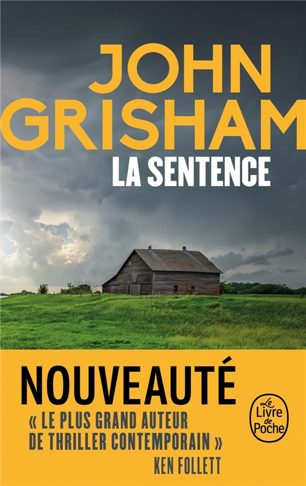 LA SENTENCE GRISHAM, JOHN LGF/Livre de Poche