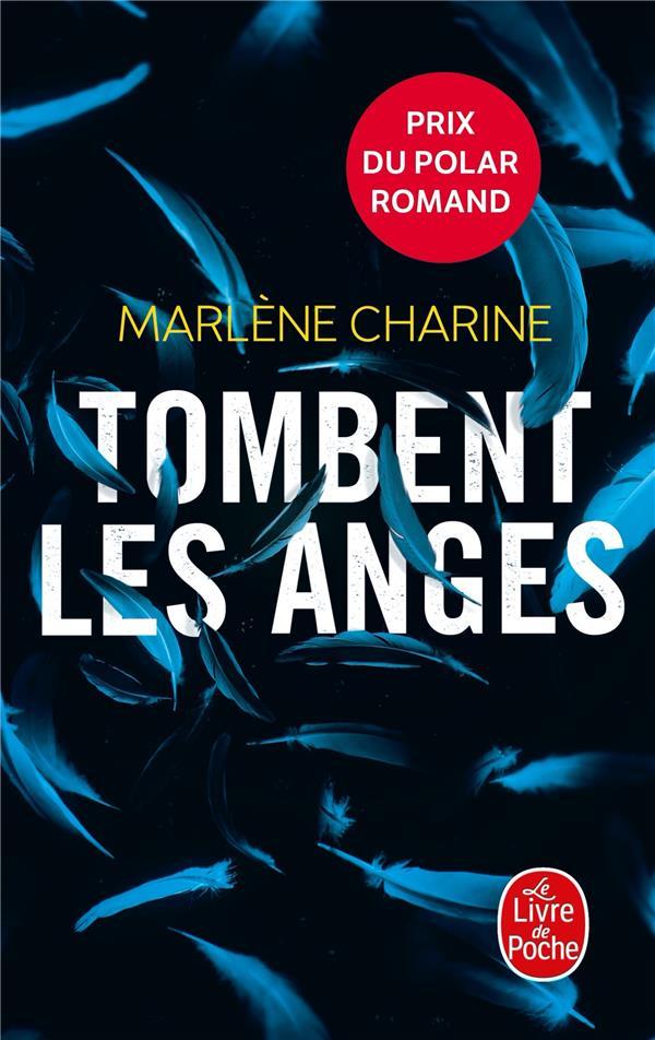 CHARINE, MARLENE - TOMBENT LES ANGES