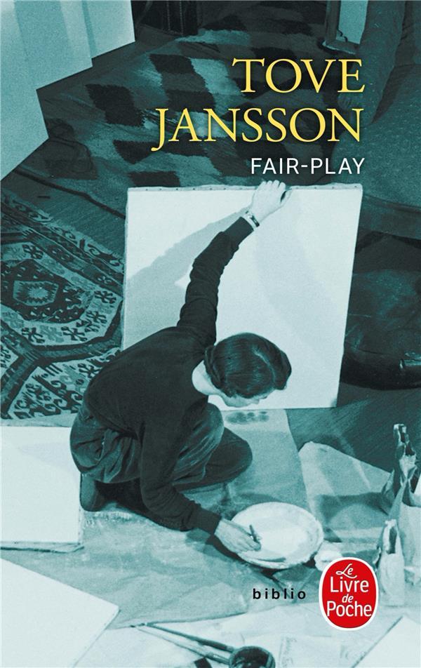 FAIR-PLAY JANSSON, TOVE LGF/Livre de Poche