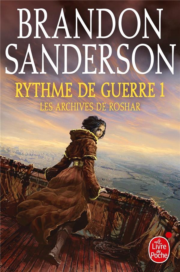 LES ARCHIVES DE ROSHAR T.4  -  RYTHME DE GUERRE T.1 SANDERSON, BRANDON LGF/Livre de Poche