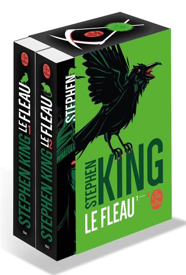 LE FLEAU KING STEPHEN LGF/Livre de Poche