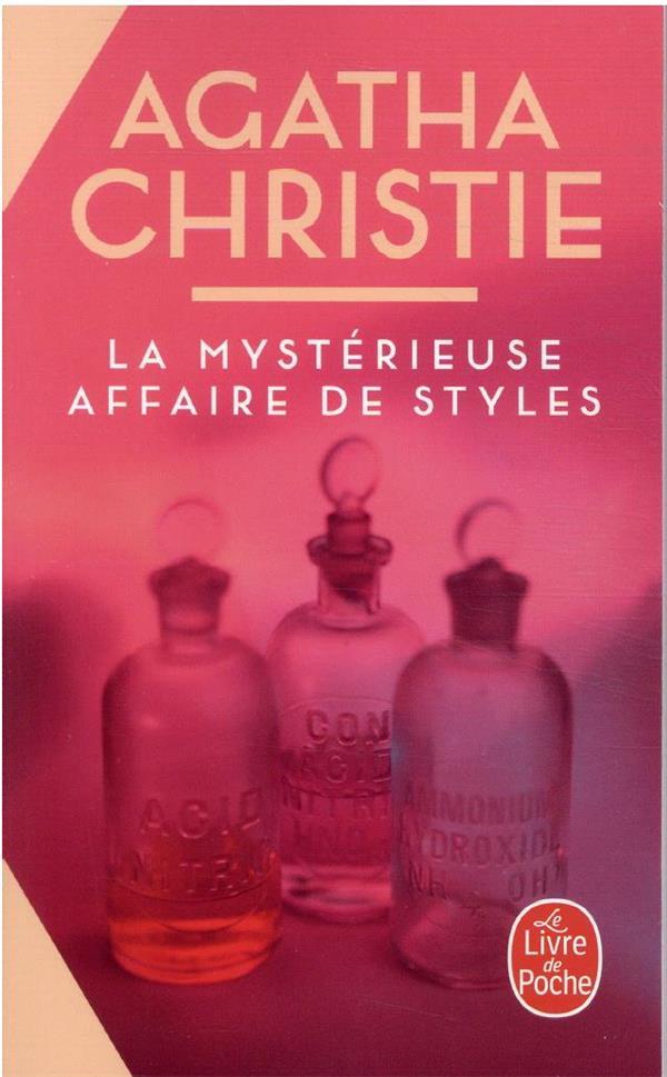 LA MYSTERIEUSE AFFAIRE DE STYL