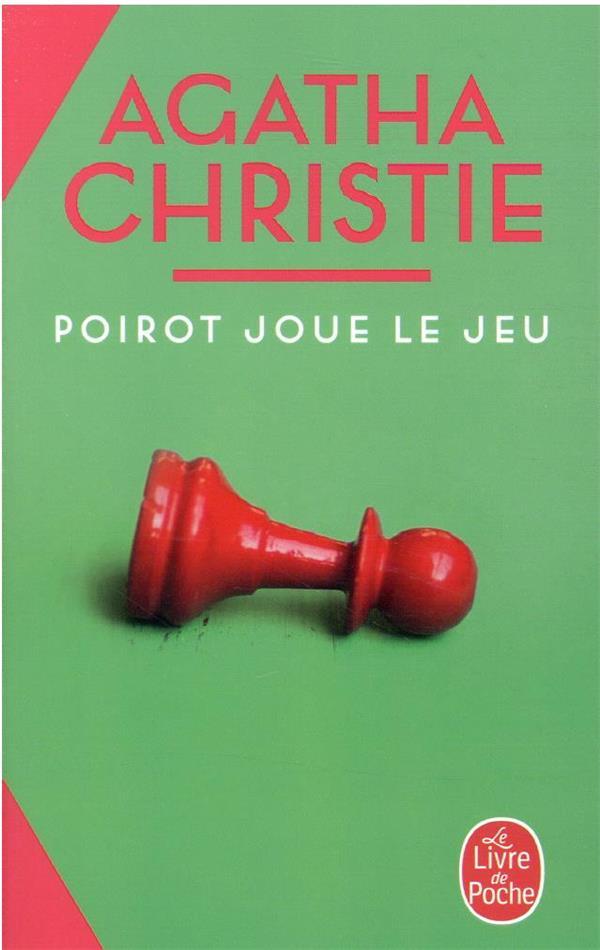 POIROT JOUE LE JEU (NOUVELLE TRADUCTION REVISEE) CHRISTIE, AGATHA LGF/Livre de Poche