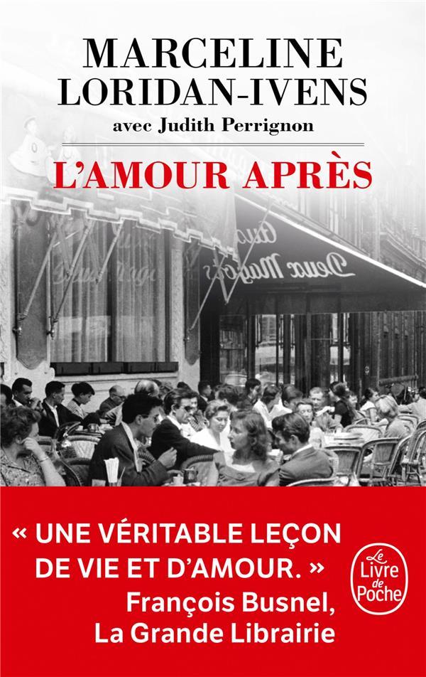 L'AMOUR APRES LORIDAN-IVENS M NC