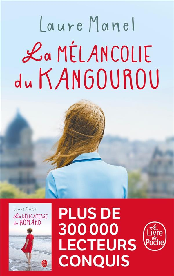 LA MELANCOLIE DU KANGOUROU MANEL LAURE LGF