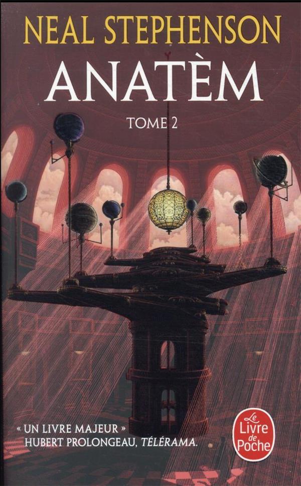 ANATEM T.2 STEPHENSON, NEAL LGF/Livre de Poche