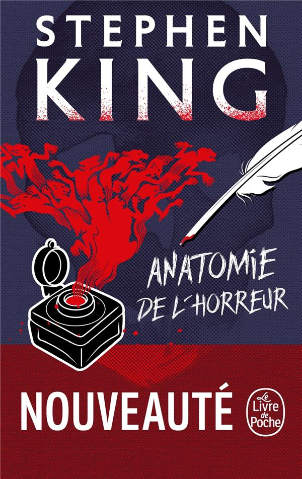 ANATOMIE DE L'HORREUR KING STEPHEN NC