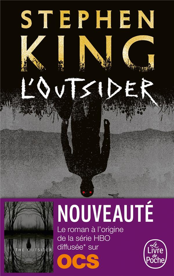 L'OUTSIDER KING, STEPHEN NC