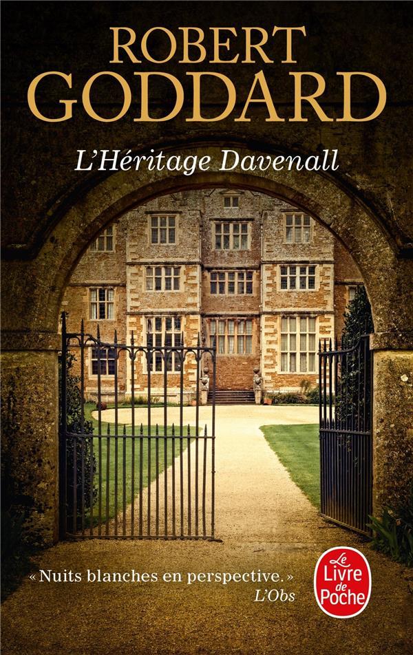 L'HERITAGE DAVENALL GODDARD ROBERT LGF/Livre de Poche