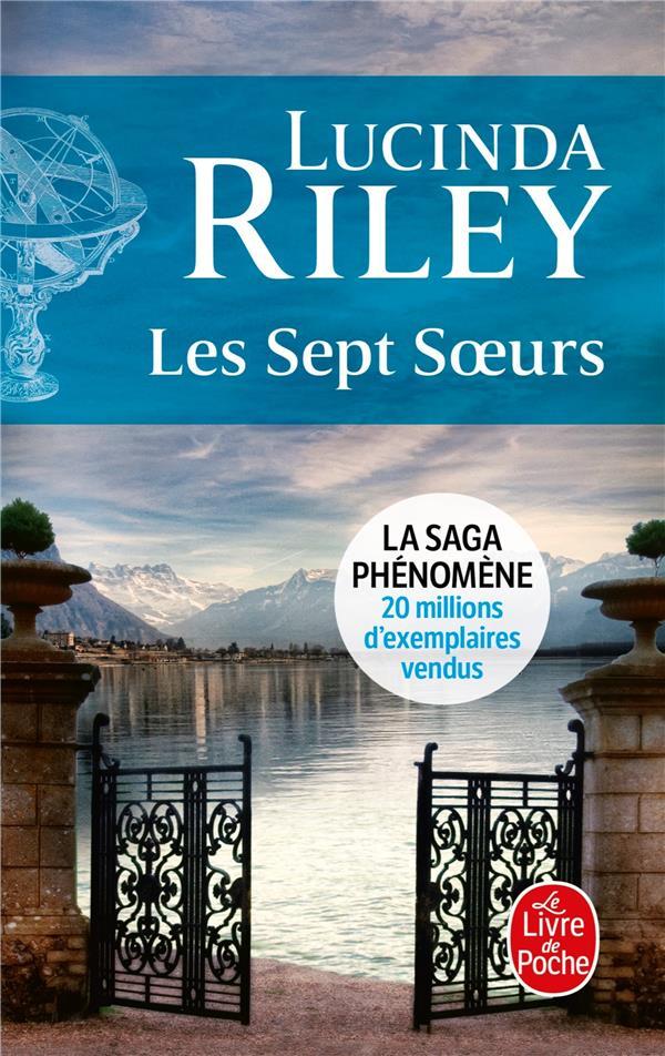 LES SEPT SOEURS T.1  -  MAIA RILEY, LUCINDA LGF/Livre de Poche