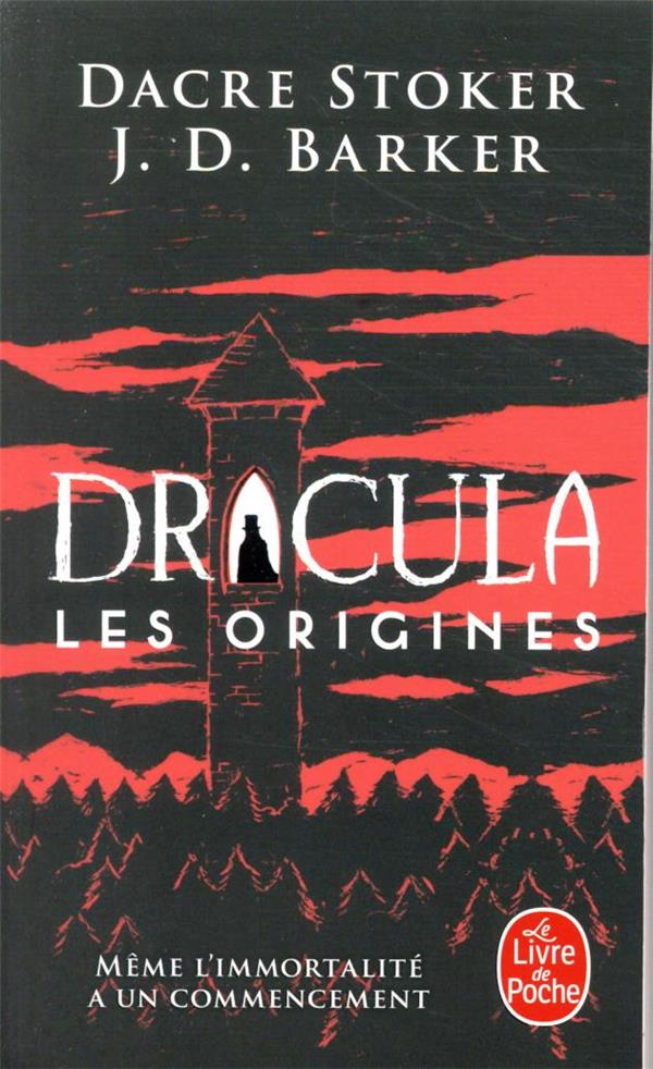 DRACULA : LES ORIGINES STOKER/BARKER LGF/Livre de Poche