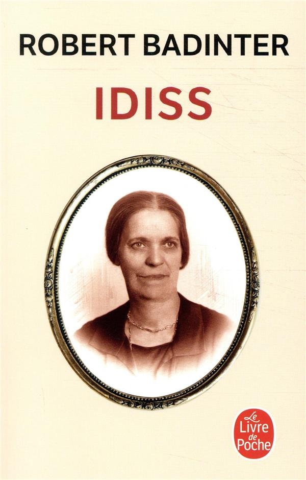 IDISS  LGF/Livre de Poche