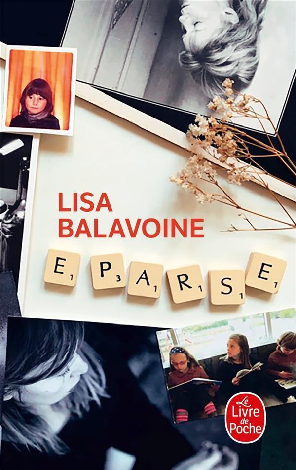 EPARSE BALAVOINE LISA LGF/Livre de Poche