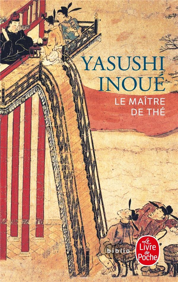 LE MAITRE DE THE INOUE-Y LGF/Livre de Poche