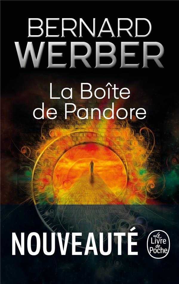 LA BOITE DE PANDORE WERBER BERNARD NC