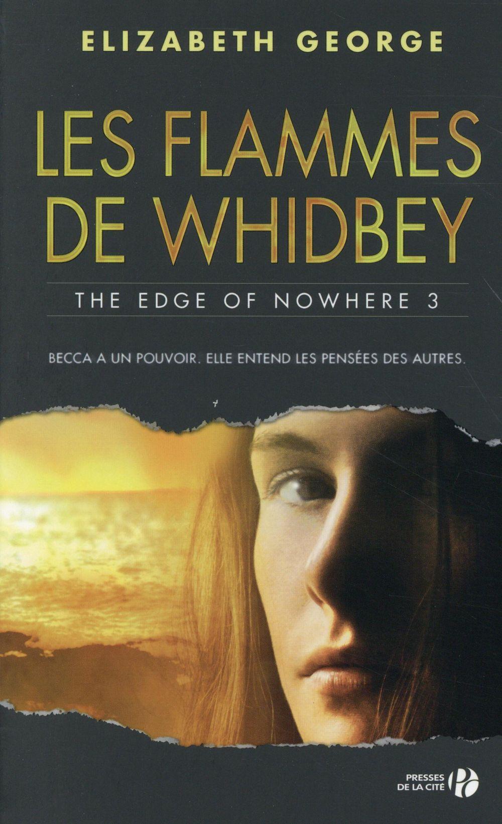 LES FLAMMES DE WHIDBEY - VOL3 George Elizabeth Presses de la Cité