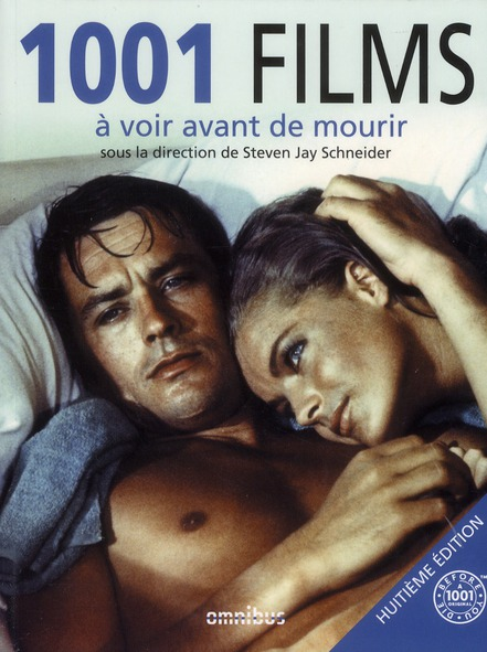 1001 FILMS A VOIR AVANT DE MOURIR 8 EDITION COLLECTIF PRESSES CITE
