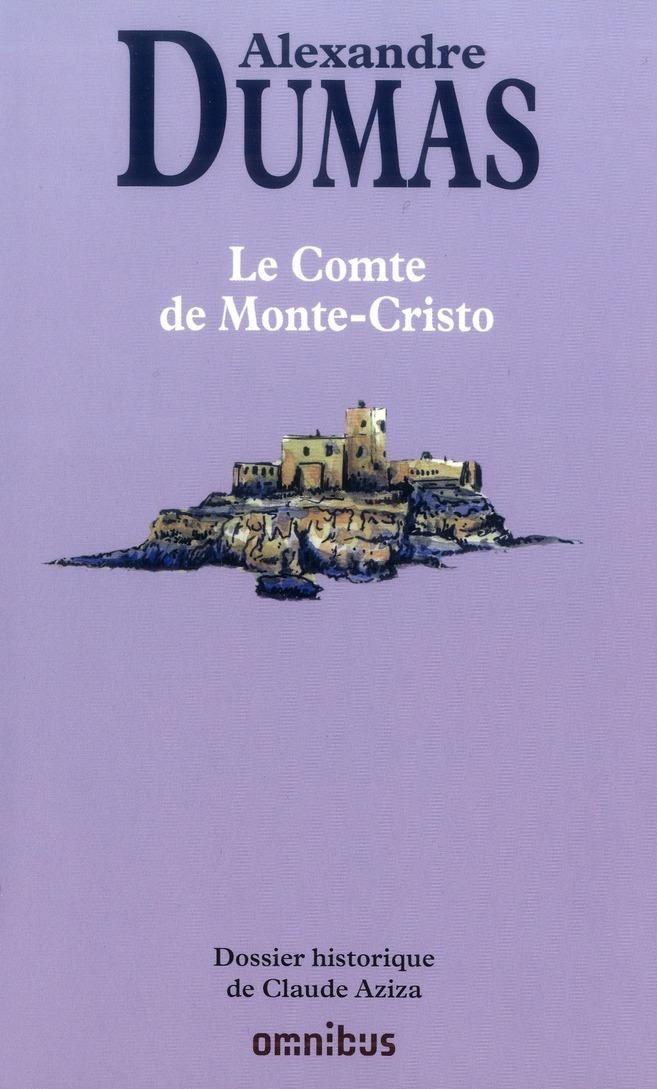 LE COMTE DE MONTE-CRISTO Dumas Alexandre Omnibus