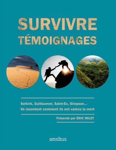 SURVIVRE  -  TEMOIGNAGES COLLECTIF Omnibus