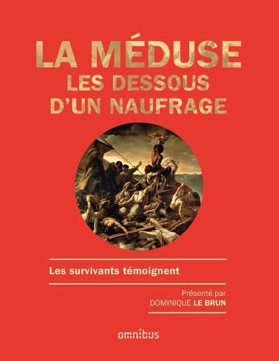 LA MEDUSE - LES DESSOUS D-UN N LE BRUN DOMINIQUE OMNIBUS