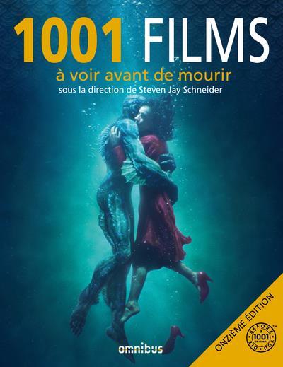 1001 FILMS 11 EDITION COLLECTIF OMNIBUS