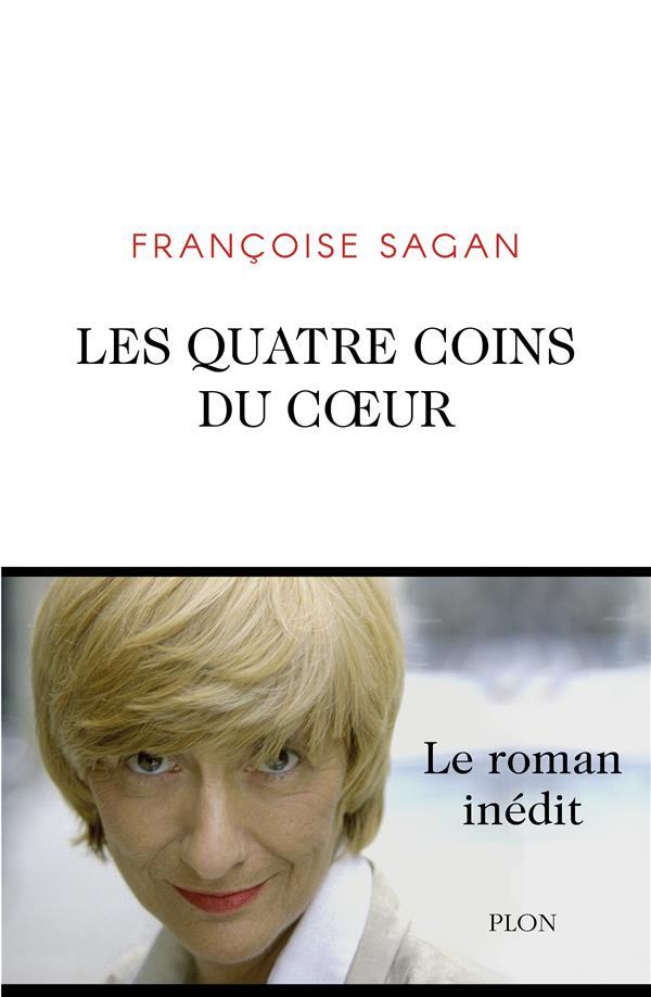 LES QUATRE COINS DU COEUR SAGAN/WESTHOFF PLON