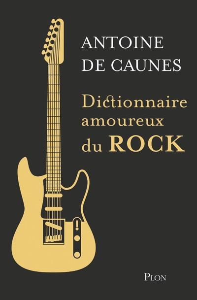 DICTIONNAIRE AMOUREUX DU ROCK DECAUNES/BOULDOUYRE PLON