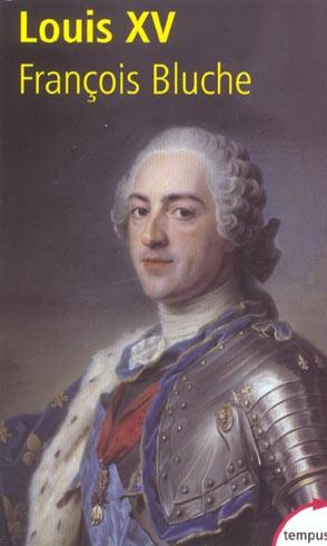 BLUCHE FRANCOIS - LOUIS XV