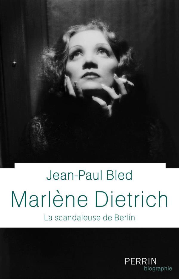 MARLENE DIETRICH BLED JEAN-PAUL PERRIN