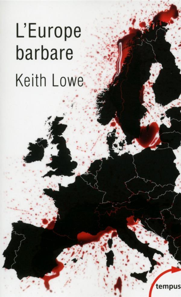 L'EUROPE BARBARE Lowe Keith Perrin