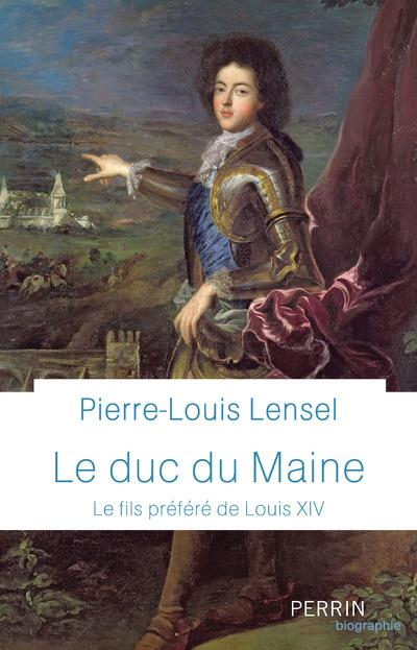 LE DUC DU MAINE LENSEL, PIERRE-LOUIS PERRIN
